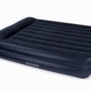 Двуспальная надувная кровать Intex 66720 (152х203х47 см.) фото
