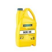 Компрессорное масло RAVENOL Kompressorenoel Screew SCR 46 ( 5л) new фото