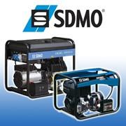 Портативные дизельные генераторы SDMO (Европа), 4-15 кВА фото