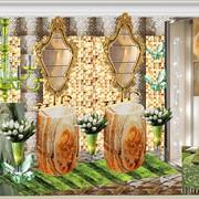 Дизайн интерьера, Коллаж ванной комнаты фото