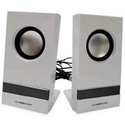 Акустическая система 2.0 Casecom VC-S191W белая фото