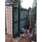 Ворота секционные, откатные, роллеты фото