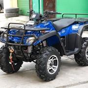 Квадроцикл Stels ATV 300B 4x4 фото