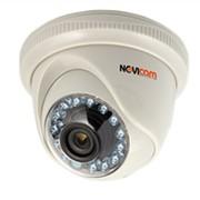 Внутренняя купольная видеокамера NOVICAM AC11 фото
