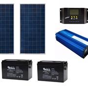 Солнечная батарея 1,2 кВт фото