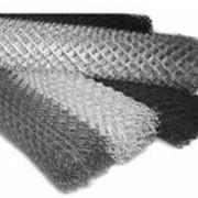Производство металлической сетки рабицы в Украине фото