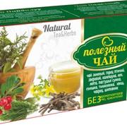 ПОЧЕЧНЫЙ (зеленый) Полезный чай 25ф/п * 2г фото