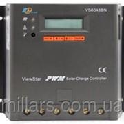 Контроллер заряда epsolar vs3048bn, 30a 12/24/36/48в, ар. 223722566 фото