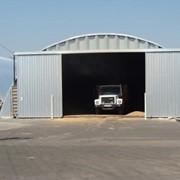 Строительство гаражей и типовых быстровозводимых ангаров на территории Украины фото