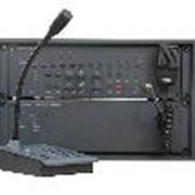 Оборудование управления и индикации речевого оповещения в моноблочном исполнении фото