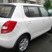 Аренда автомобиля SKODA FABIA 2012 фото