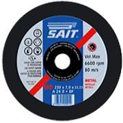 Круги отрезные и зачистные SAIT-DS 1 A 36 N 180 фото