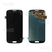 Матрица и тачскрин (сенсорное стекло) в сборе для смартфона Samsung Galaxy S4 GT-I9505, чёрный фото
