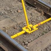 Устройство стяжное для перешивки пути универсальное УСП-1520 фото