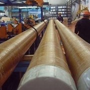 Трубы стеклопластиковые для трубопроводов холодного и горячего водоснабжения фото