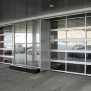 Ворота промышленные ALUTECH фото