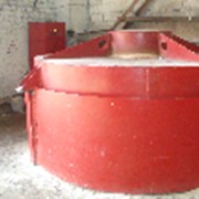 Печь электрическая шахтная фото
