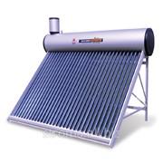 Collector solar pentru incalzirea apei , gelio ( helio ) sistema фото