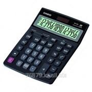 Калькулятор CASIO GX-16S-S-EC настольный, 16 разрядов, 155*210*34,5 мм фото