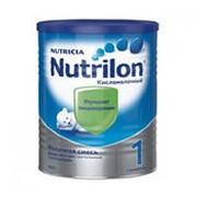 Сухая молочная смесь (1) NUTRILON с рождения, 400г фото
