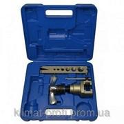 Набор для обработки труб Value VFT 808-I , планка+вальцовка , чемодан фото
