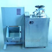 Установка для утилизации медицинских отходов «Балтнер» 15 л, утилизатор фото