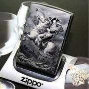 Зажигалка бензиновая Zippo - Napoleon . фото