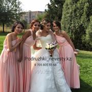 """""""подружки невесты.kz"""". Ателье проката. фото"""