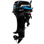 Мотор лодочный ML sea pro 40 фото