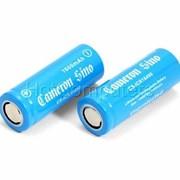 Аккумуляторная батарея типа 18490, 18500 (1600mAh, Li-ion) 2 штуки фото