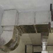 Система конструктивной огнезащиты воздуховодов и коробов дымо- газоудаления - ET VENT-120 фото