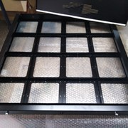 Кабинет 768х768 интерьерный для LED экрана фото