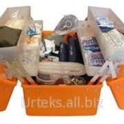 Укладка для оказания первой помощи при чрезвычайных ситуациях и стихийных бедствиях УППчс-01 фото