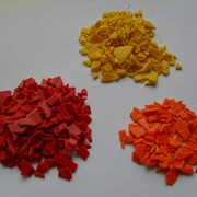 Полистирол цветной дробленый (листовой) фото