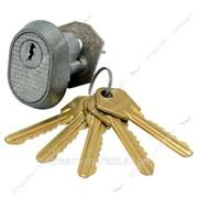 Секрет для накладного замка (5 ключа) в сборе ХТЗ №994530 фото