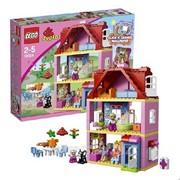 10505 Лего Дупло Кукольный домик фото