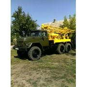 Буровая установка УГБ -1 ВС на базе Зил 131 фото