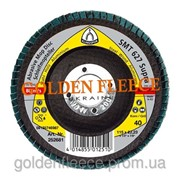Круг шлифовальный (абразивный) Klingspor SMT 627 фото