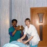 Лечебные и аюрведические массажи фото