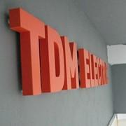 Объемные буквы, баннера, стенды (информационные, выставочные) фото
