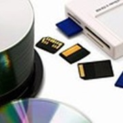 Запись данных на любой электронный носитель фото