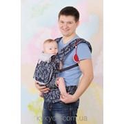 Эргономичный слинг-рюкзак фото
