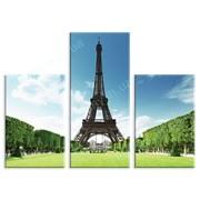 Картина Эйфелева башня фото