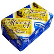 Мороженое пломбир классический шоколадный в брикете на вафлях, 100 г фото