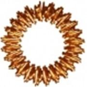 Кольцо массажное (золото) фото