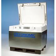 Термобоксы для хранения сухого льда фото
