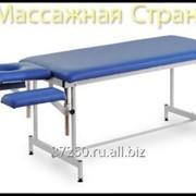 Стационарный массажный стол Профи фото