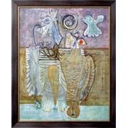 Картина Иерархические птиц. 1944 , Ротко, Марк фото