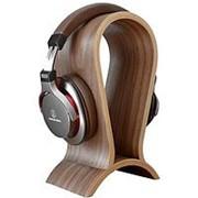 Деревянная подставка для наушников Headphones Stand фото