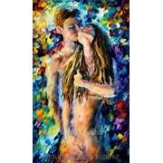 Картина стразами О любви Л.Афремов - 40х60 см фото